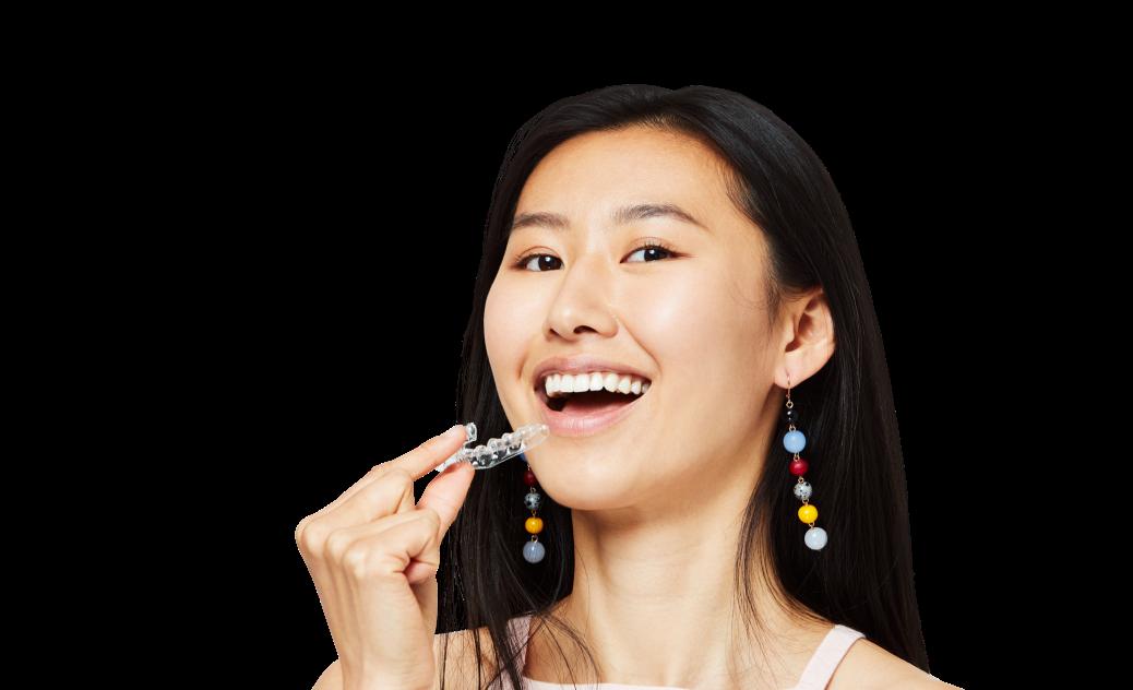 Clear Aligners Teeth Straightening Oral Care Smiledirectclub