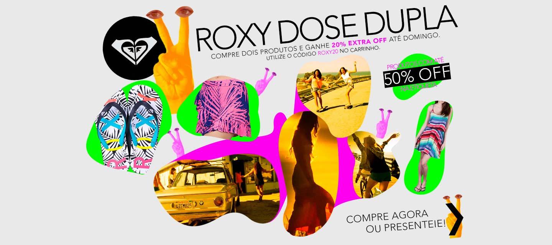 Promoção Roxy