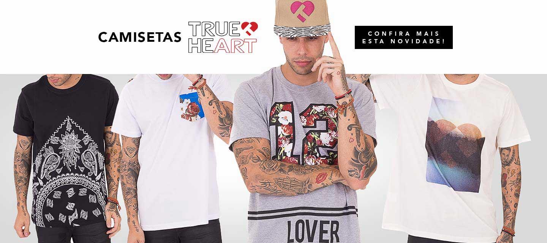 Camisetas de True Heart