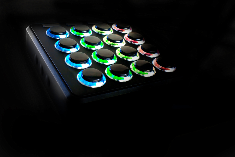 Sehr Midi Fighter HZ78