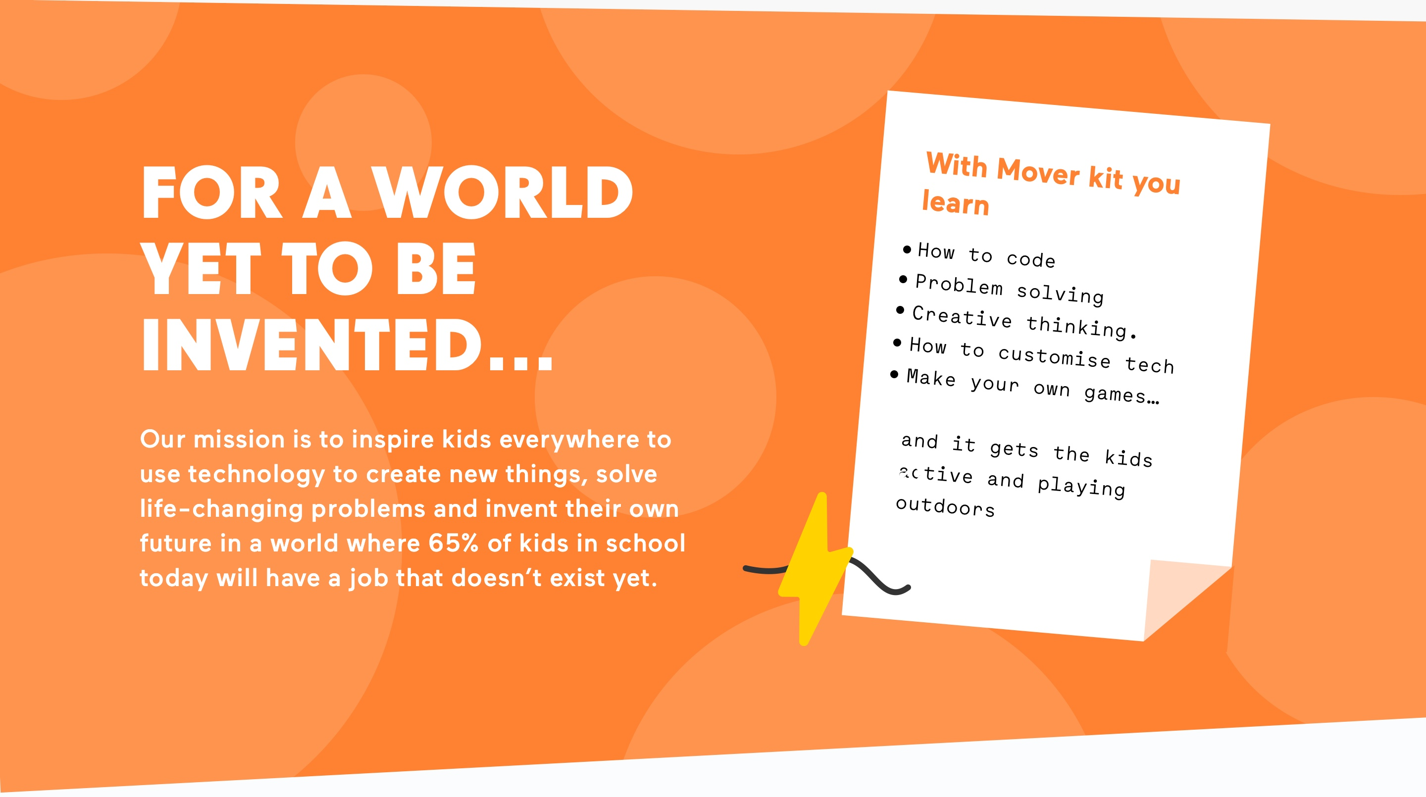 mover kit coding toys for kids that react to movement perfect
