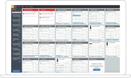 IBM Storage Insights trial screenshot