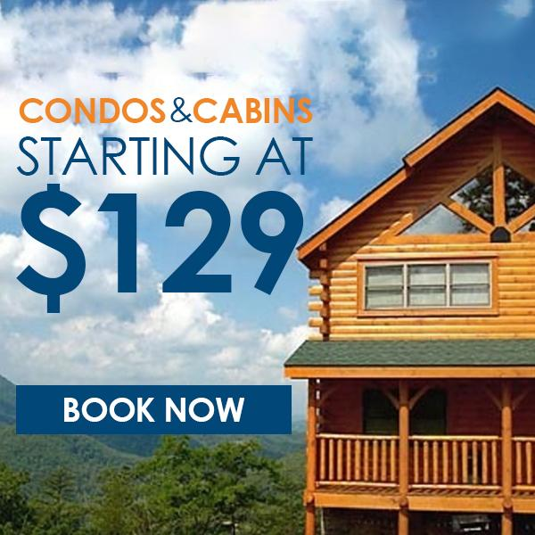 Tennessee Vacation Rentals   Cabins, Chalets, Condos & Homes   Wyndham
