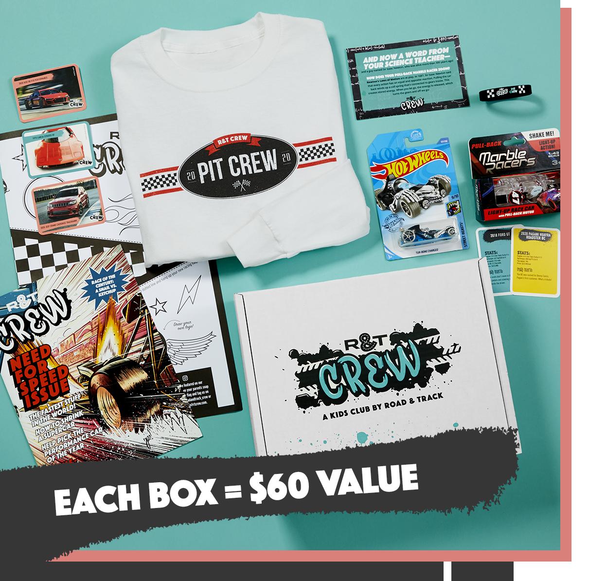 R&T Crew Box