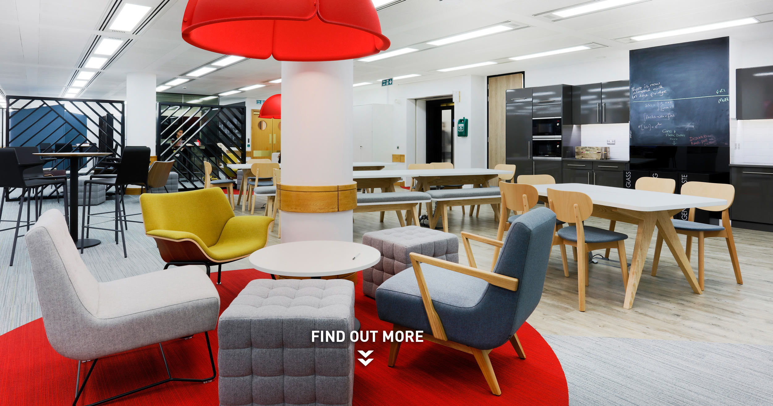 ... Office Design Office Fit Out Office Refurbishment Morgan Lovell ...