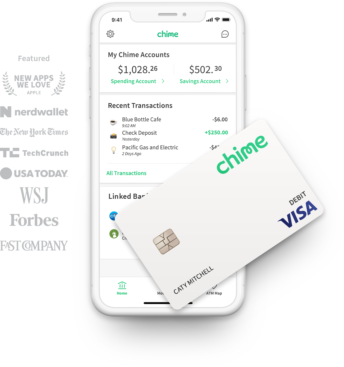 Chime Banking No Hidden Fees Grow Your Savings Automatically